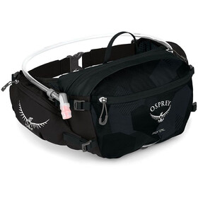 Osprey Seral 7 Hydration Waist Pack with Reservoir, black